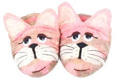 Розовые тапочки